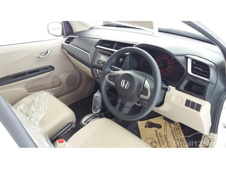 2016 Honda Brio E Hatchback