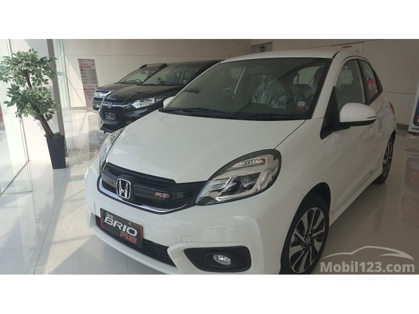 2016 Honda Brio Rs 1.2 Automatic Hatchback