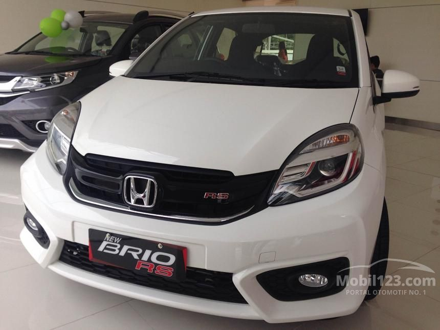 2016 Honda Brio Rs 1.2 Automatic Hatchback
