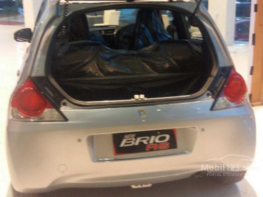 2017 Honda Brio RS Hatchback