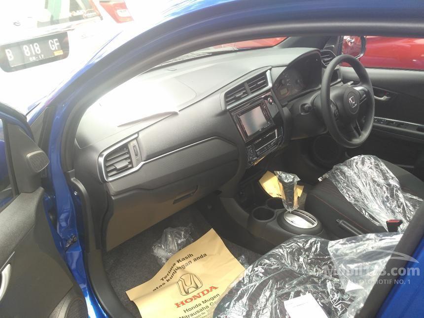 2016 Honda Brio RS Hatchback