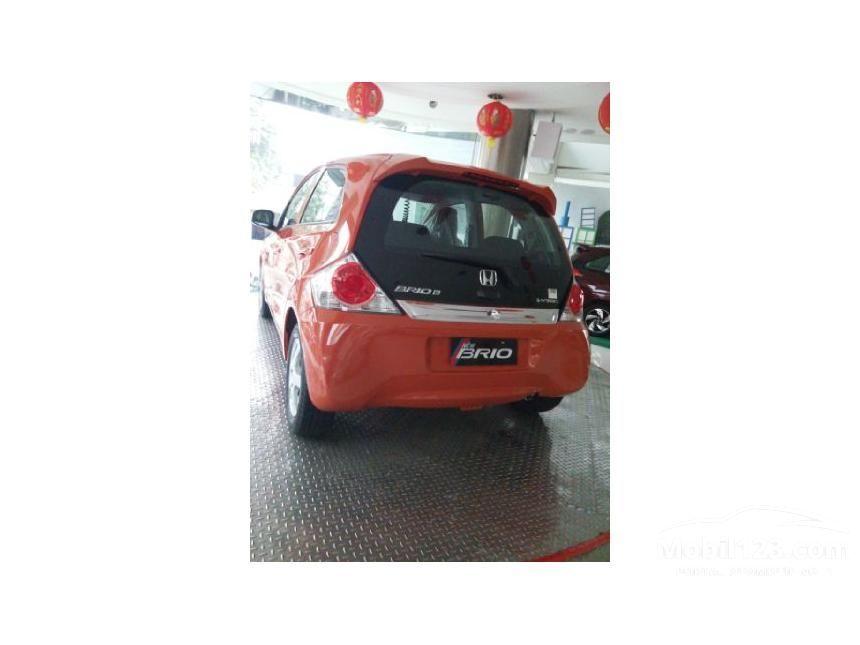 2015 Honda Brio Satya 1.2 NA