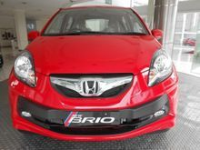 Honda Brio 2017 Ready Stock All Type