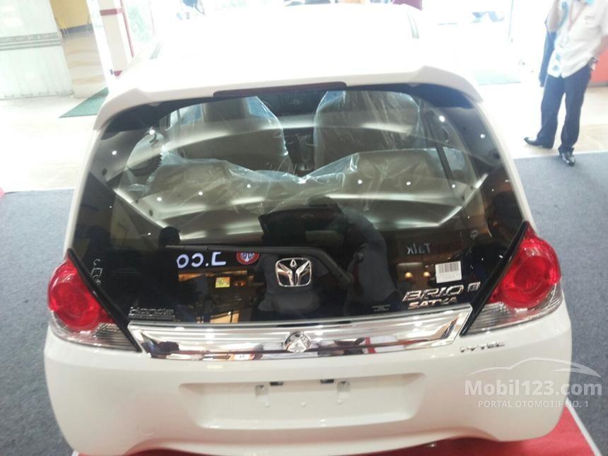 2016 Honda Brio Satya E Hatchback