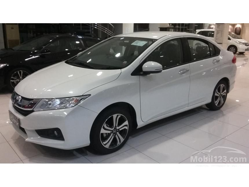 2015 Honda City 1.5L Sedan 4dr NA