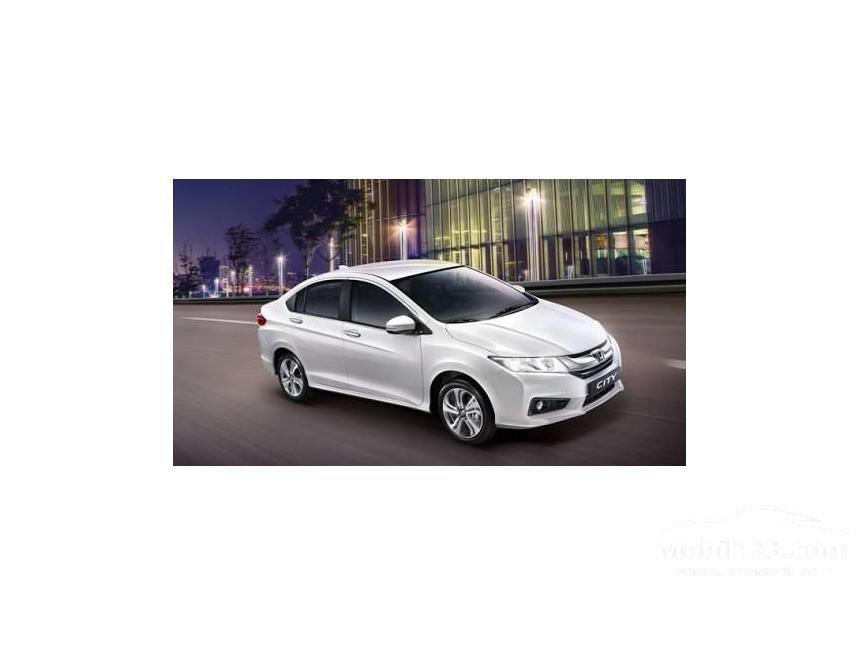 2016 Honda City E Sedan