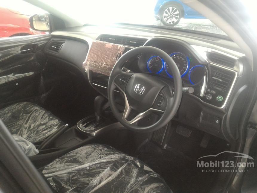 2016 Honda City ES Sedan