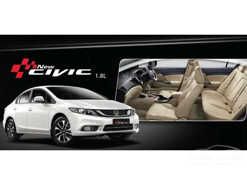 2015 Honda Civic 1.8 i-Vtec