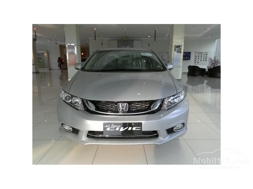 2015 Honda Civic 1.8 i-Vtec