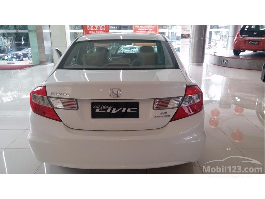 2015 Honda Civic 2.0 i-Vtec