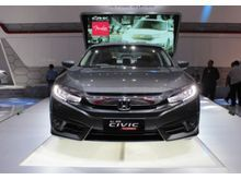 ALL NEW HONDA CIVIC 1.5 CVT TURBO 2017 Ready Stock
