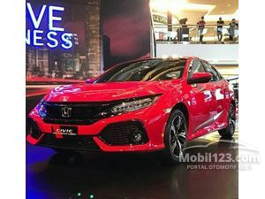 All New Civic Hatchback Open Indent 2017