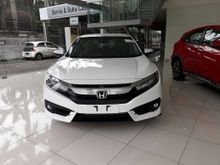 Honda Civic Turbo 2017 DP 80jtan