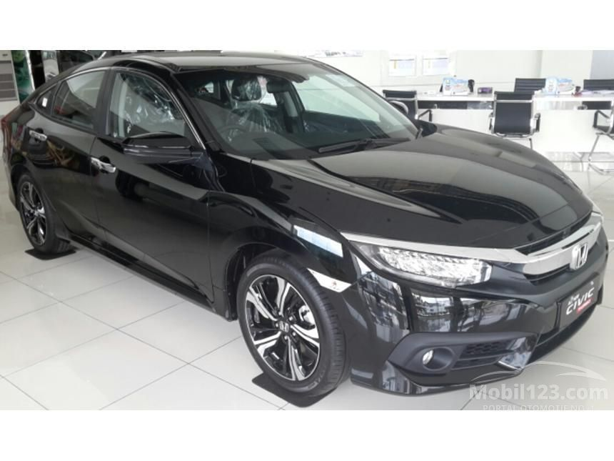 2016 Honda Civic Turbo 1.5  Automatic Sedan