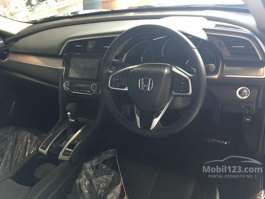 2016 Honda Civic Turbo 1.5  Automatic Sedan