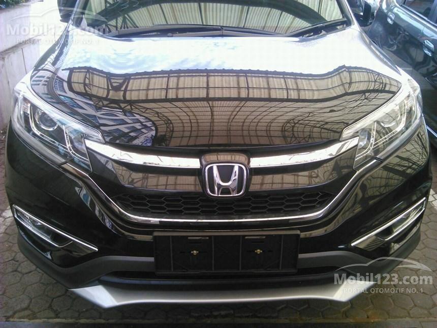 2015 Honda CR-V 2.4 Prestige SUV