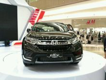 Open indent All new CRV 1.5 Turbo 2017