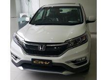 2016 New Honda CR-V 2.4 Prestige Putih (Harga Special)