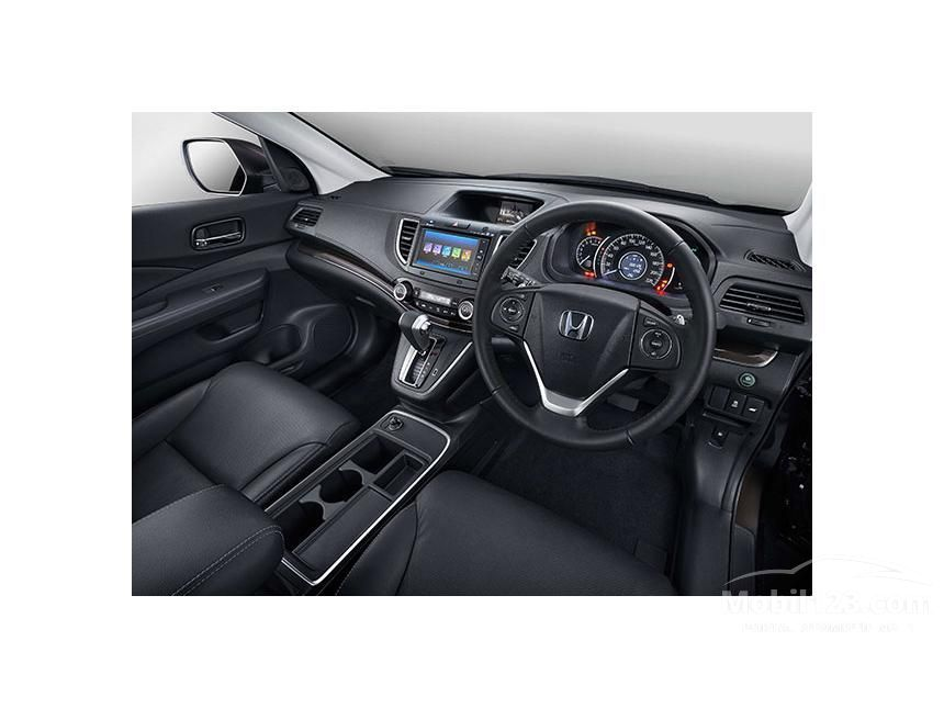 2016 Honda CR-V Prestige Wagon