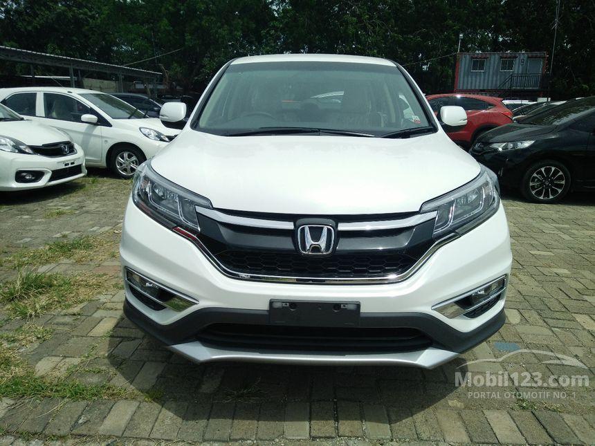 Jual Mobil Honda CR V 2017 20 Di DKI Jakarta Automatic