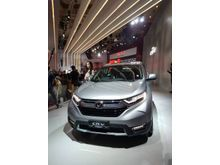 OPEN INDENT ALL NEW HONDA CR-V 2017