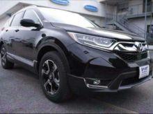 2017 Honda ALL NEW CR-V 1.5 TURBO