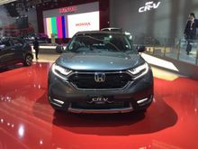 2017 Honda CR-V 1.5 Turbo Inden Gak pake Lama