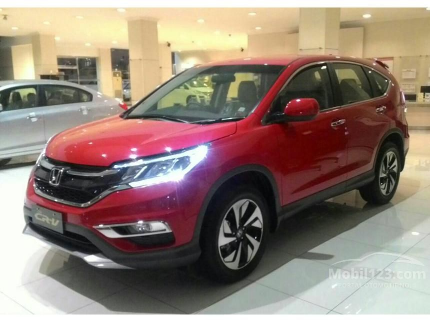 2016 Honda CR-V Wagon