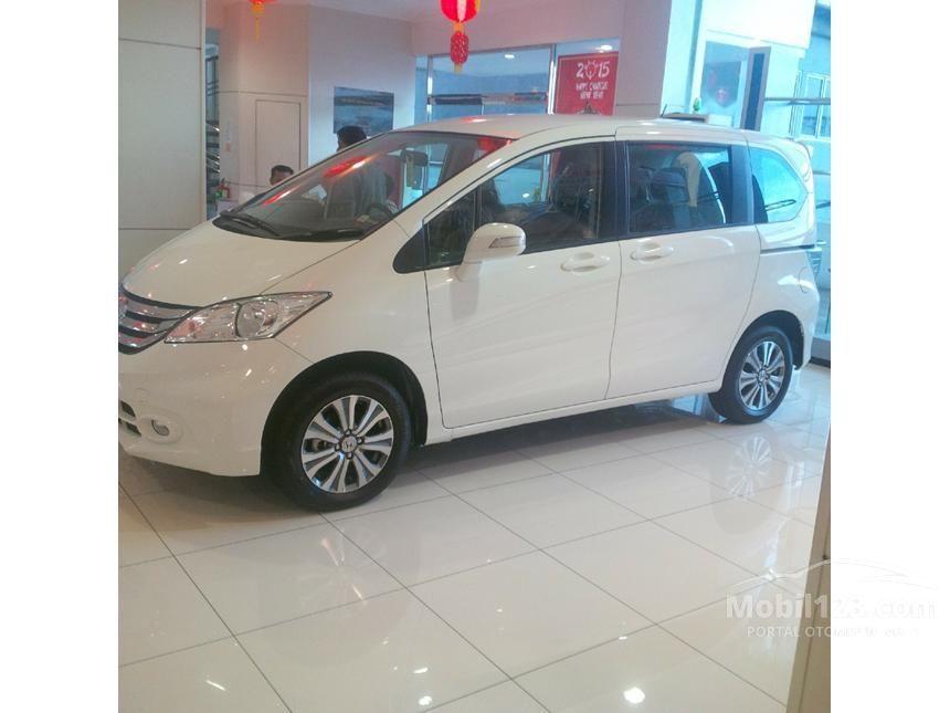 2014 Honda Freed MPV Minivans
