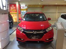 2017 Honda HR-V 1.5 E SUV