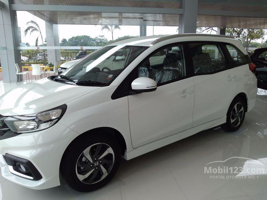 2017 Honda Mobilio E MPV