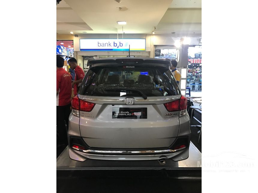 2017 Honda Mobilio RS MPV