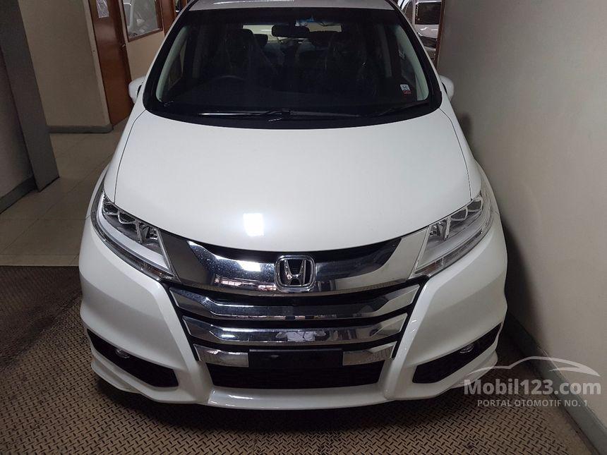 2016 Honda Odyssey Prestige 2.4 MPV