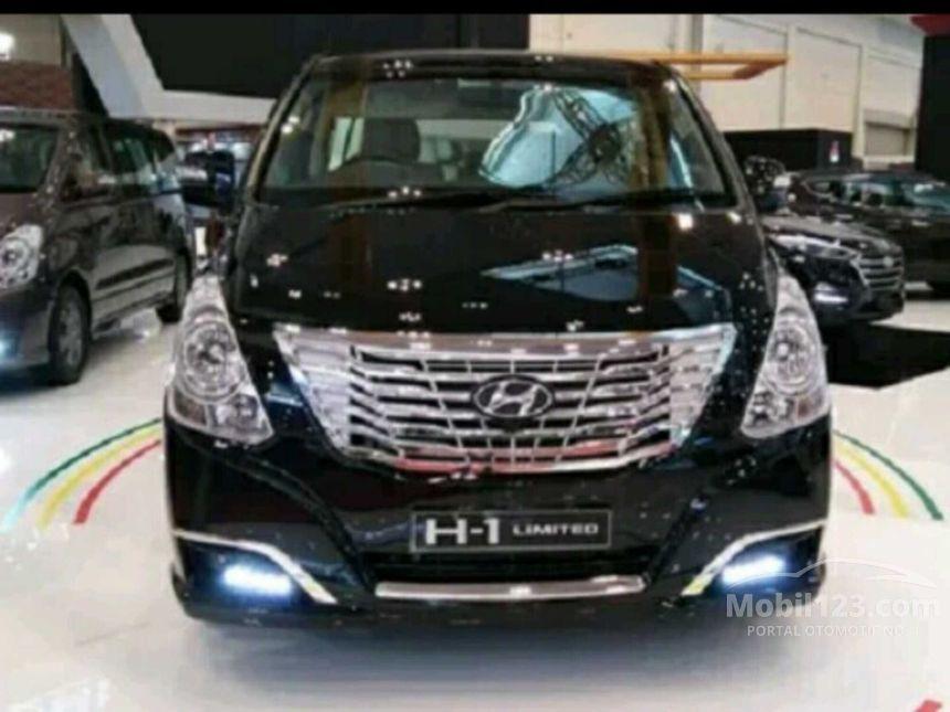 2017 Hyundai H-1 Royale MPV