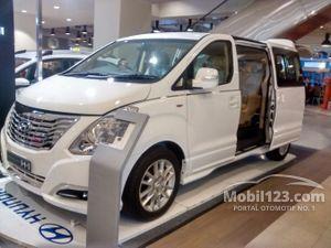 2017 Hyundai H-1 2.5 XG NEGO HARGA PALING MURAH