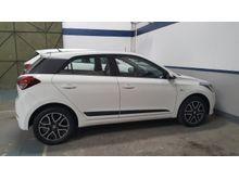 Hyundai i20 sport DP 20jt Angsuran Rendah