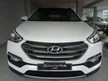 Hyundai Santa Fe 2.2 Dspec CRDi 2016