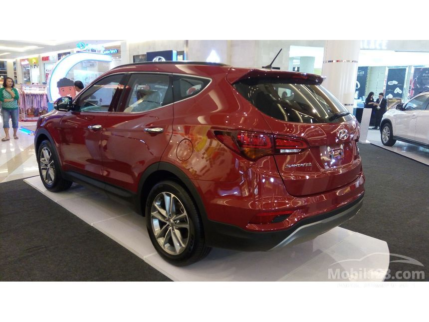2016 Hyundai Santa Fe Limited Edition SUV