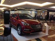 Hyundai New Santa Fe Crdi 2016 Promo Valentine Harga Penuh Kasih Sayang