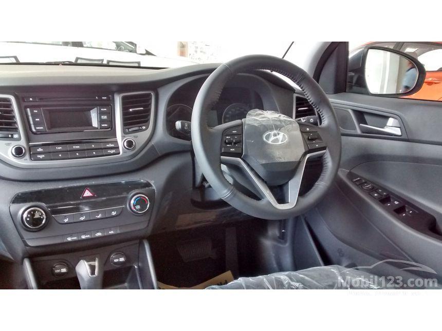 2016 Hyundai Tucson GLS SUV