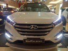 Hyundai Tucson 2.0 XG CRDi SUV 2017 Cash atau Kredit Bunga Ringan