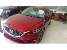 Mazda 6 facelift 2015 merah