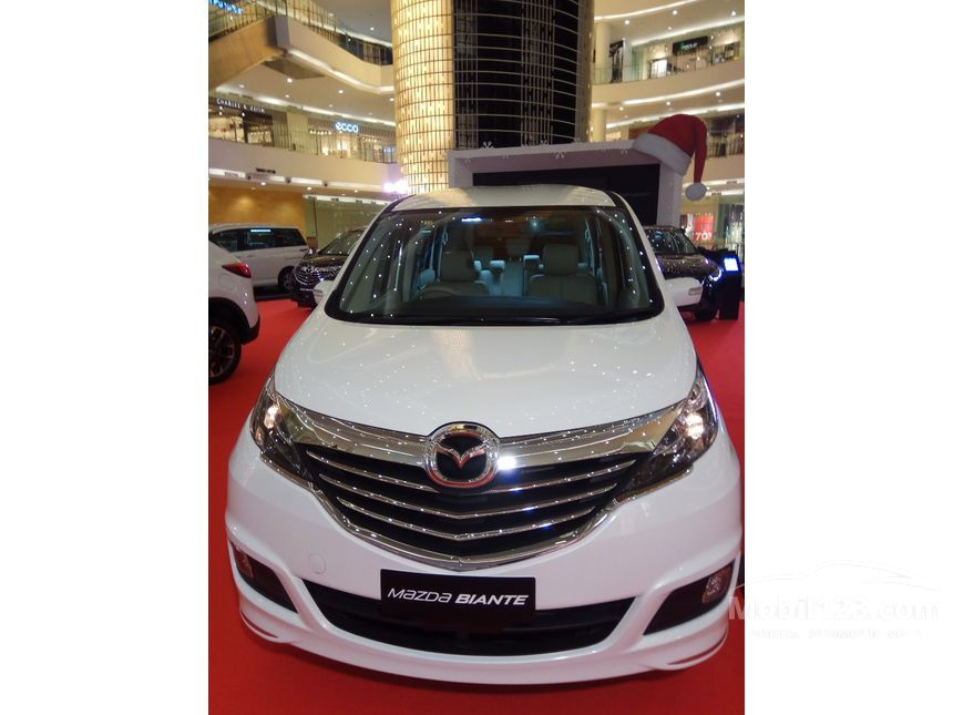2016 Mazda Biante 2.0 SKYACTIV A/T MPV