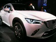 2017 Mazda CX-3 2.0 Automatic Crossover