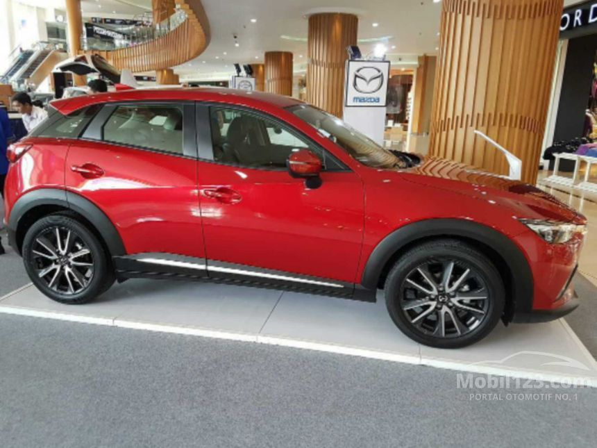 mazda cx 3 2017 touring 2 0 di dki jakarta automatic wagon merah rp 3699712. Black Bedroom Furniture Sets. Home Design Ideas