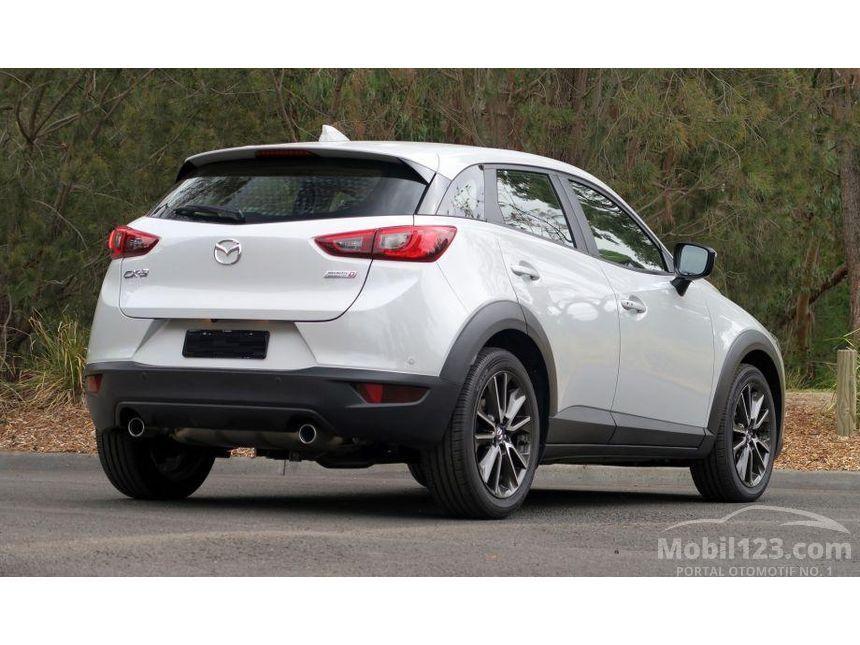 2017 Mazda CX-3 Touring Wagon