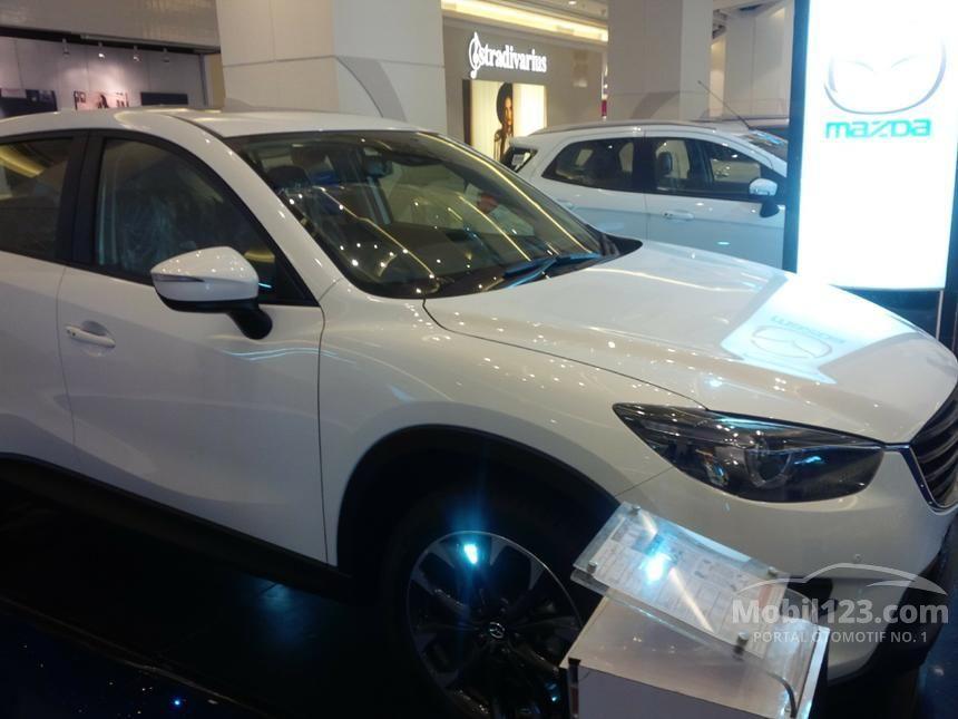 2015 Mazda CX-5 2.5