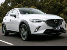 2016 Mazda CX-5 2.0 Sport SUV2017 Mazda CX-3 2.0 Sport SUV
