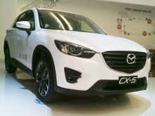 Mazda CX-5 2.5 Touring diskon super besar 2016 habisi stock