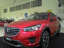 2016 Mazda CX-5 2.5 Touring